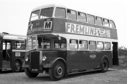 Maidstone and District DH389 an all Leyland PD2 from 1951