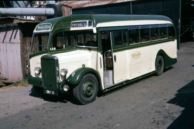 Leyland TS7 CO554